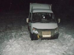 ДТП возле Свирино