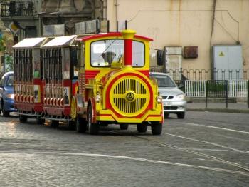 Автобус в замен электричке